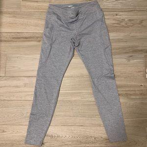 Grey leggings